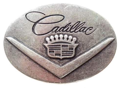 Cadillac in silber