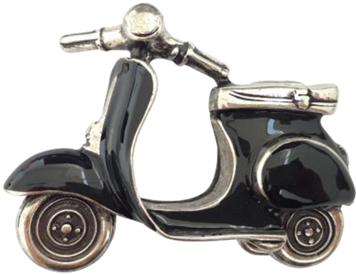 Scooter Roller, Metall